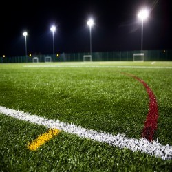 Artificial Pitch Maintenance in Abdon 3