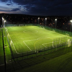 Football Pitch Maintenance in North Lanarkshire 3