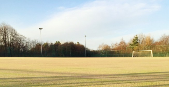 2G Pitch Cleaning in Clackmannanshire