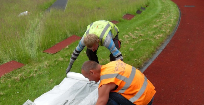 Specialist Track Maintenance in Garn